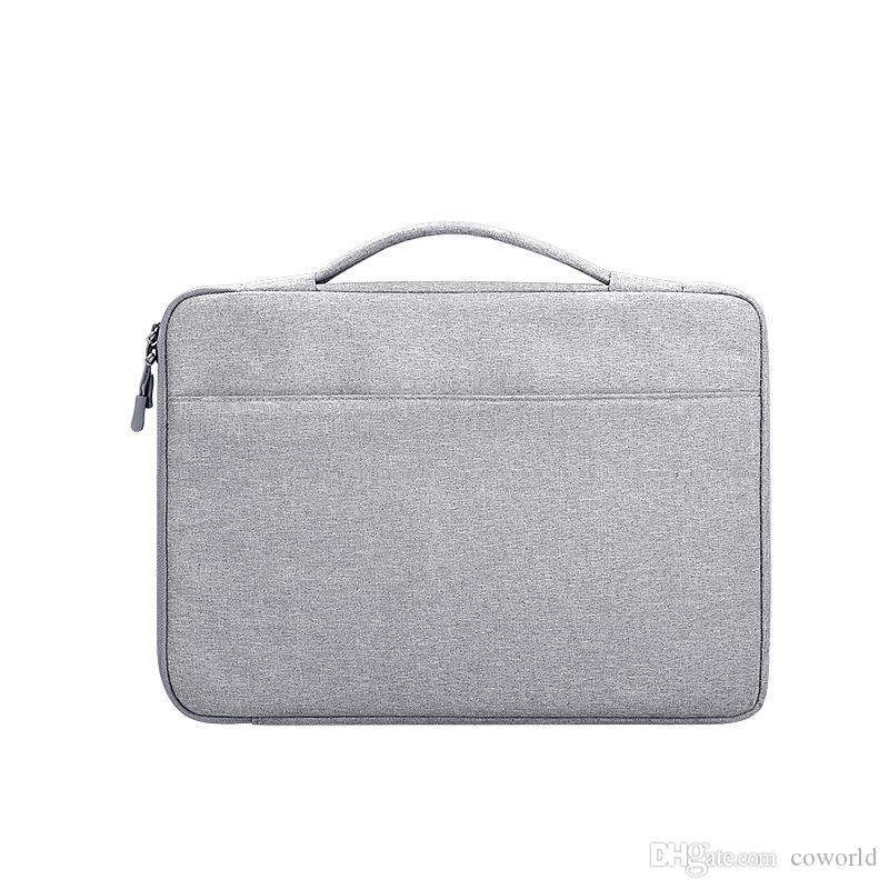 حقيبة الكمبيوتر المحمول لديل آسوس لينوفو HP Acer Handbag Computer 13 14 15 inch for Macbook Air Pro Notebook 15.6 Sleeve Case