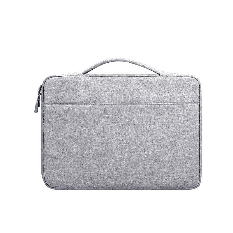 델 Asus를위한 노트북 가방 레노버 HP 에이서 핸드백 컴퓨터 13 14 15 인치 맥북 에어 프로 노트북 15.6 슬리브 케이스