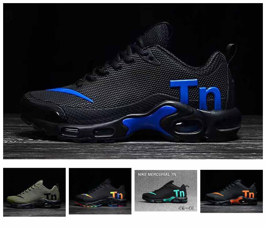 Stokta X-Men Kadınlar gündelik elbise zapatos siyah mavi gri turuncu eğitmenler spor ayakkabısı cıva TN artı Mens tasarımcı koşu ayakkabıları 36-45