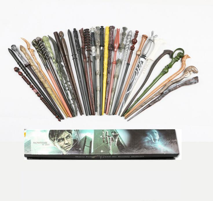Harry Potter Professor Snape/'s Magical Wand Cosplay Collection With Box