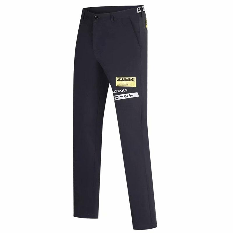 couleur unie hommes pantalons automne et en hiver Golf mode casual MARKLONA vêtements Golf séchage rapide pantalon respirant