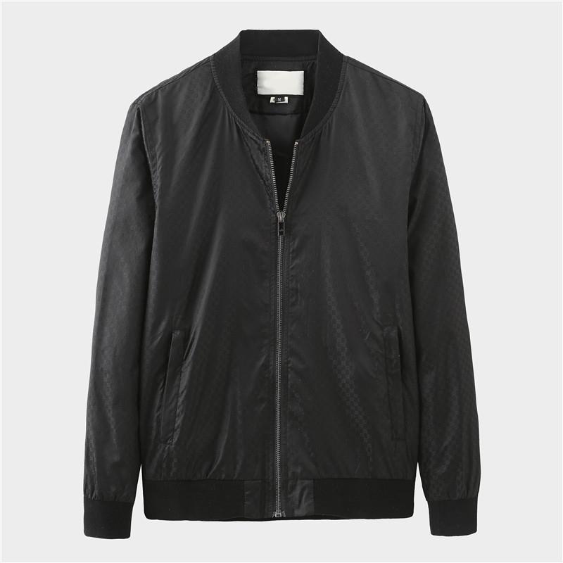 2020ss Herbst-Winter-Brand New Luxury langärmelige Meduse Herren-Jacken Windjacke Men Casual Jacken yy