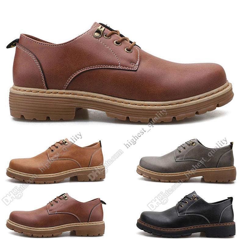 Moda Grande tamanho 38-44 sapatos novos sapatos casuais galochas dos homens de couro homens britânico frete grátis Alpercatas Trinta e seis