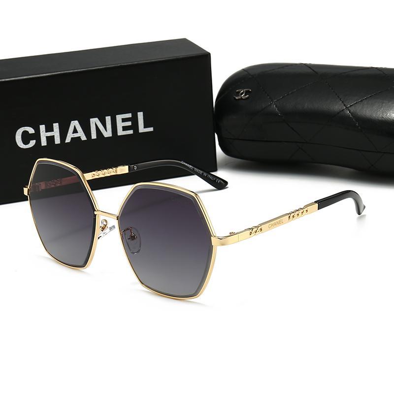 2020 ساحة العلامة التجارية على غرار مصمم الرجل النظارات الشمسية العلامة التجارية لا برغي إطار نظارات الفولاذ المقاوم للصدأ نظارات الشمس مع الحزمة الأصلية