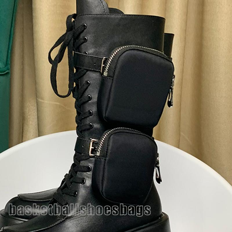 2019 New design Pocket Matched For Ankle Boots Women Four Big and Small Ankle Wallet for Boots Y
