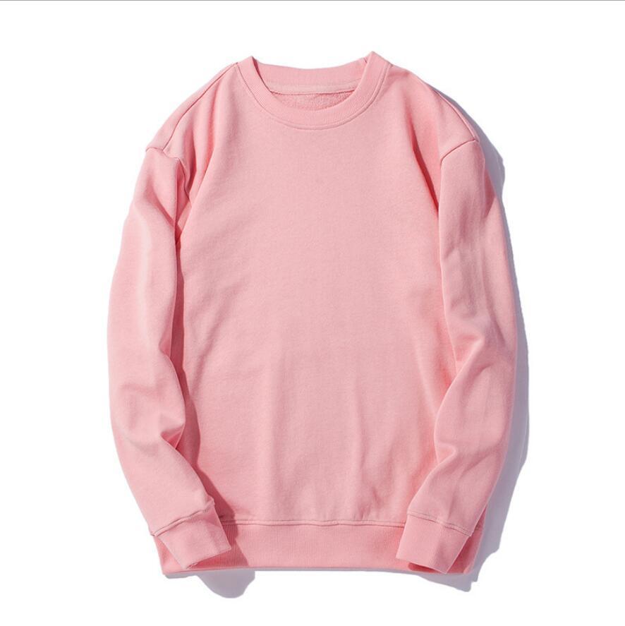 2019 New LF23203 Hot Sale Men Spring Autumn Hip Hop O-Neck Long Sleeve Casual Cotton Hombre Sweatshirt Street Sweatshirt