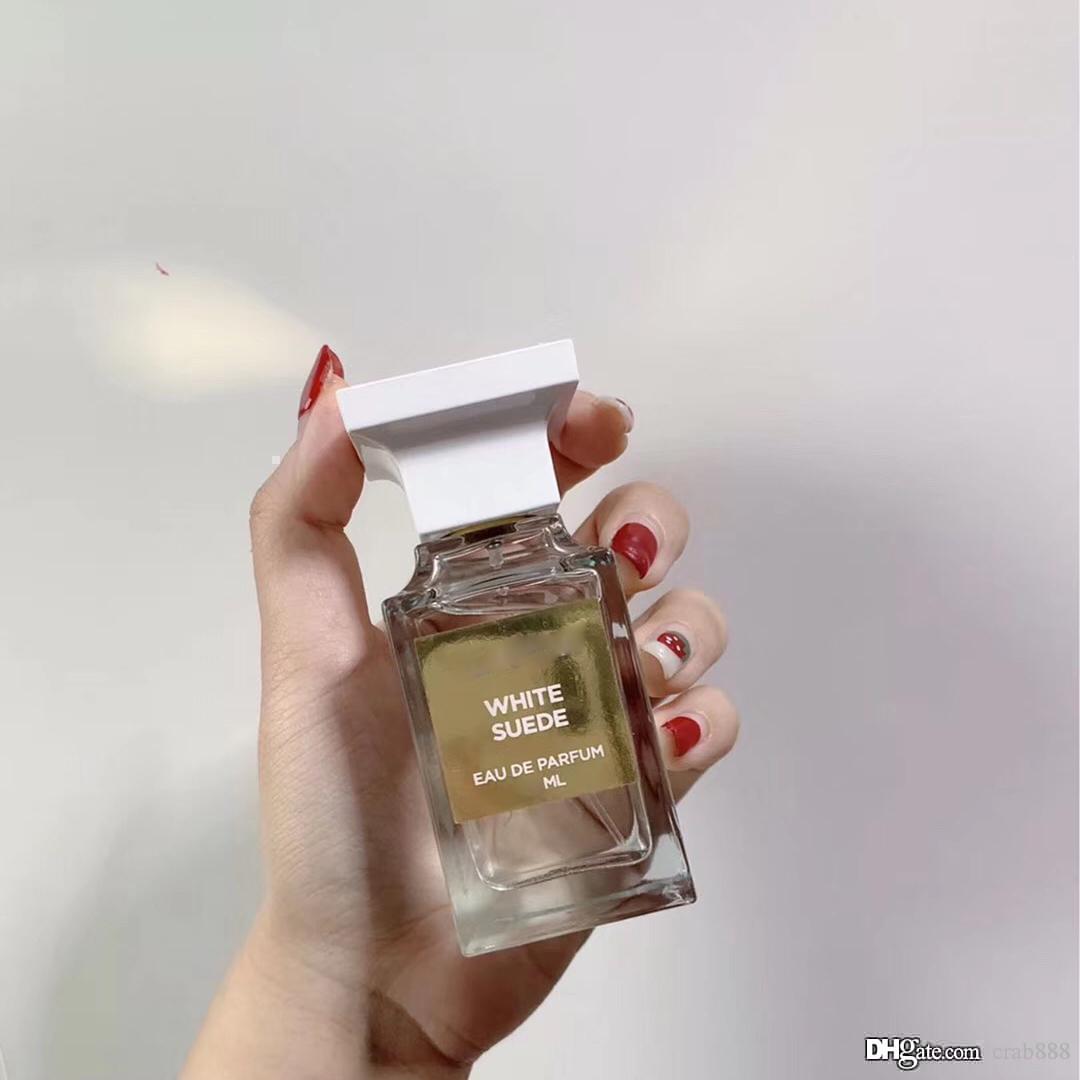 Vendidos 100ml Perfume Neutral EDP tentadora aroma tempo de longa duração spray branco Frasco fresco e leve fragrância mesma marca