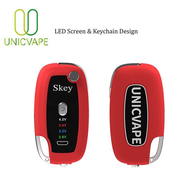 Key Shaped Vape Новый дизайн 2020 510 Тема Vape Pen Kit с Fast-Защелка 500mAh нефти Испаритель