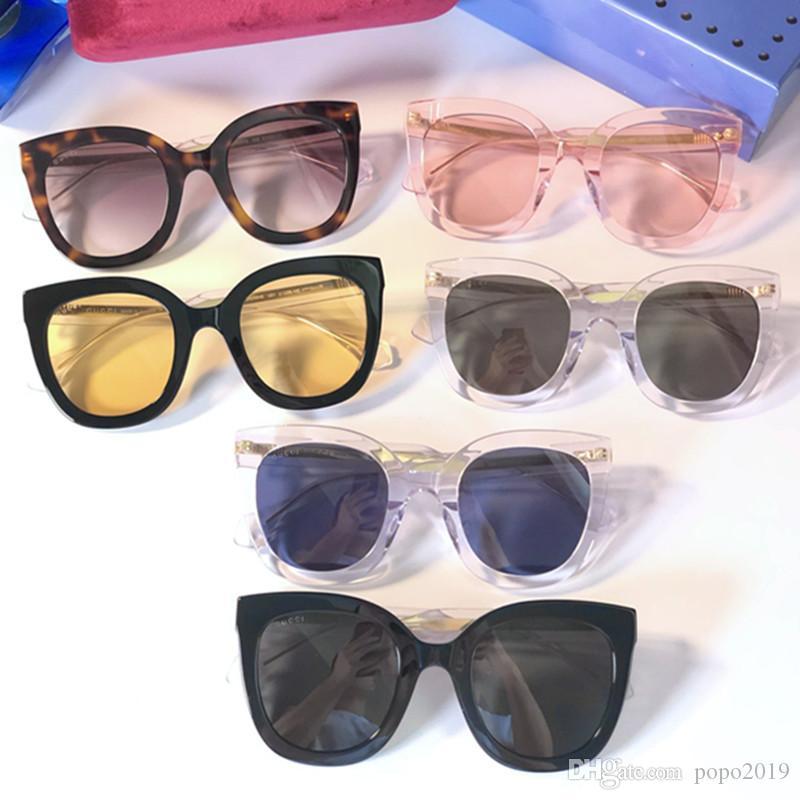 Designer-Sonnenbrillen für Männer Sonnenbrillen für Frauen Männer Sonnenbrille Frauen Mensentwerfer Brille Herren Sonnenbrille oculos de 0562