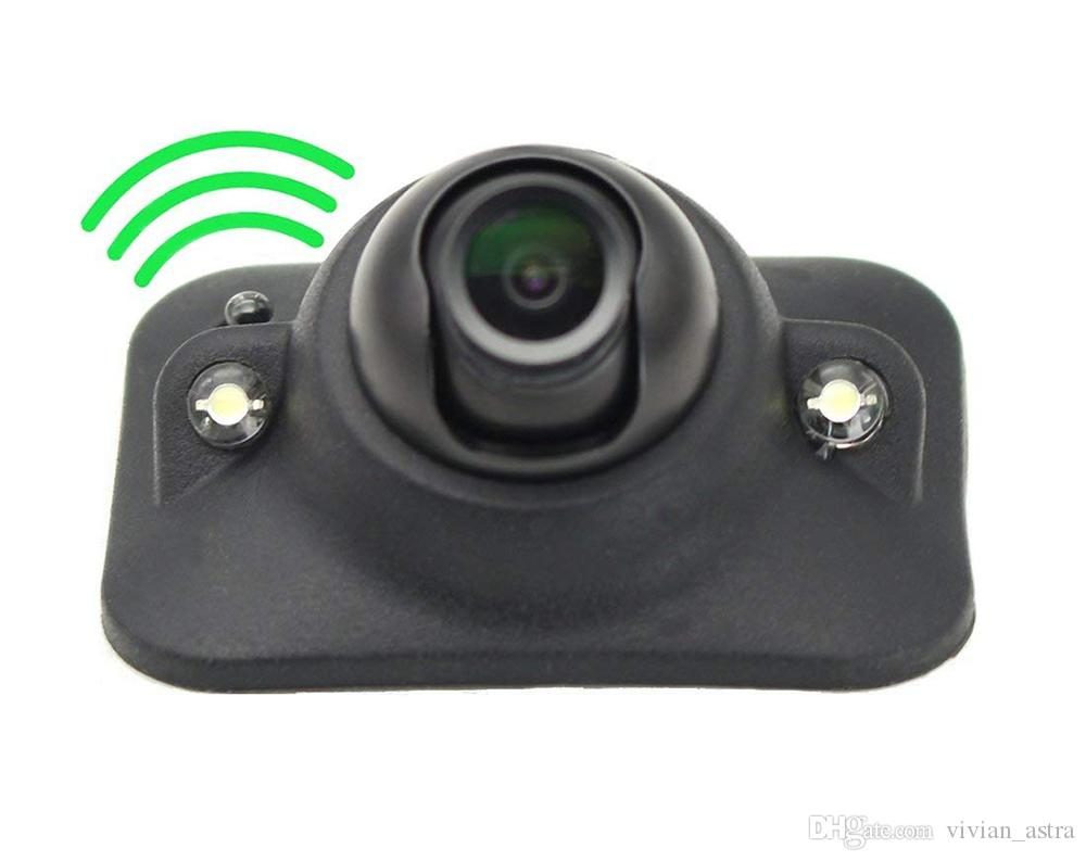 Universal HD CCD Car camera LED night vision Front / Left side / Right side / Rearview camera waterproof For auto