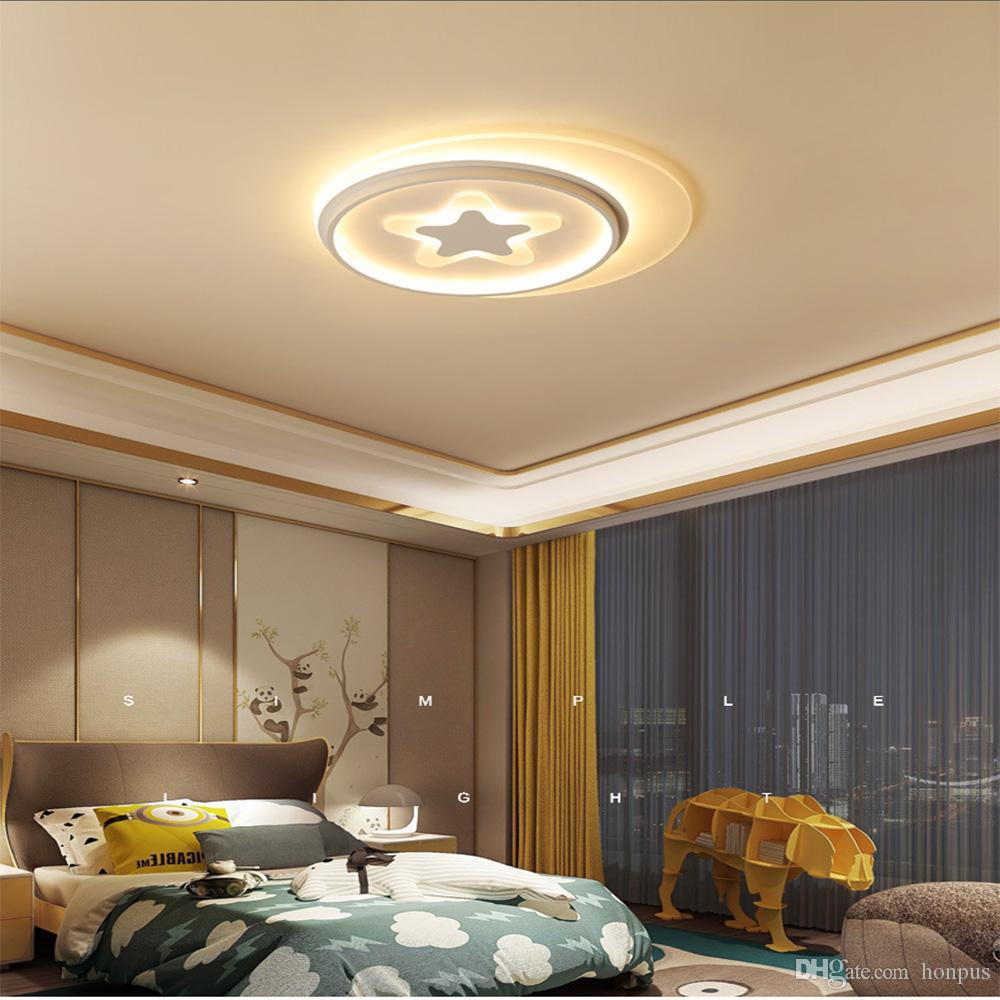 Led Camera Da Letto acquista lampada da soffitto a led nuova stella creativa soggiorno camera  da letto illuminazione casa moda plafoniera illuminazione da interno  lampade