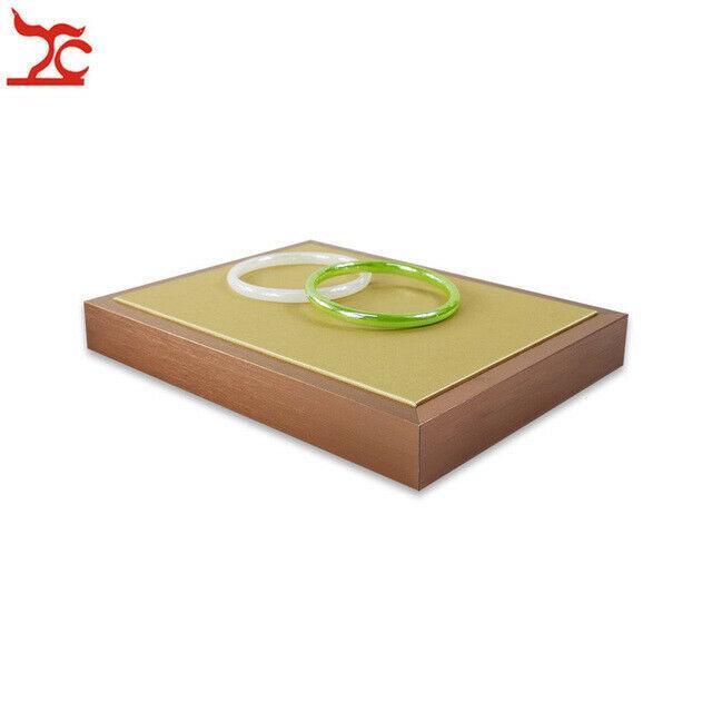 الفولاذ المقاوم للصدأ عرض مجوهرات الوقوف قلادة سوار ووتش صينية حامل 3 الأحجام
