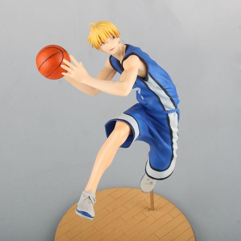 regalo de Navidad colección de figuras de acción juguetes 27cm Kuroko Sin Baloncesto Kise Ryota caliente con la caja