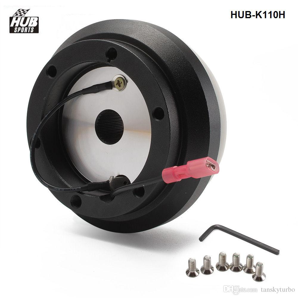Adaptador de Hub Fino Curto Magro volante: Jdm Para Honda Civic Eg2 Eg9 Dc2 Bb1 HUB-K110H