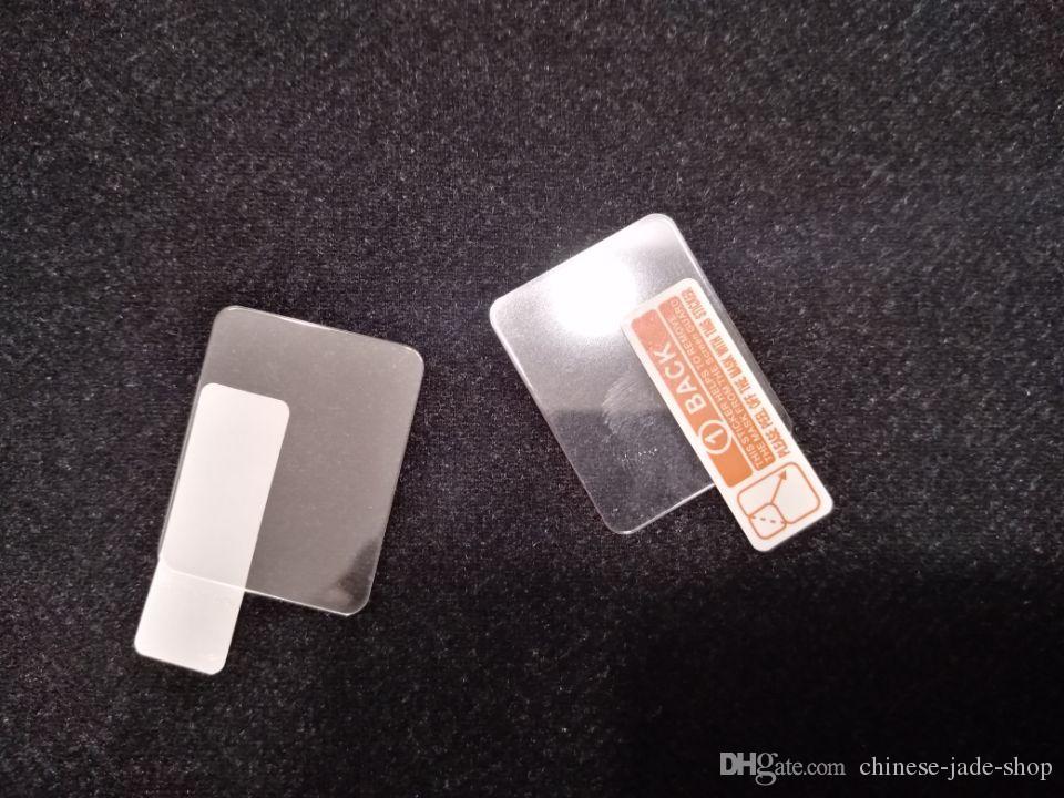 Para Apple Seguir iWatch Serie 5 4 3 2 1 40MM los 44MM 40MM 38MM pantalla 2.5D 9H vidrio templado Flim paquete Protector de pantalla NO al por menor 1600pcs / lot