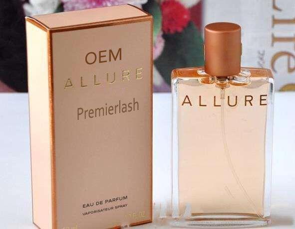 Allure Perfume Spray Famoso Eau De Parfum Incenso Parfum 100ml Allure Marca Long Lasting Toilette profumo delle donne