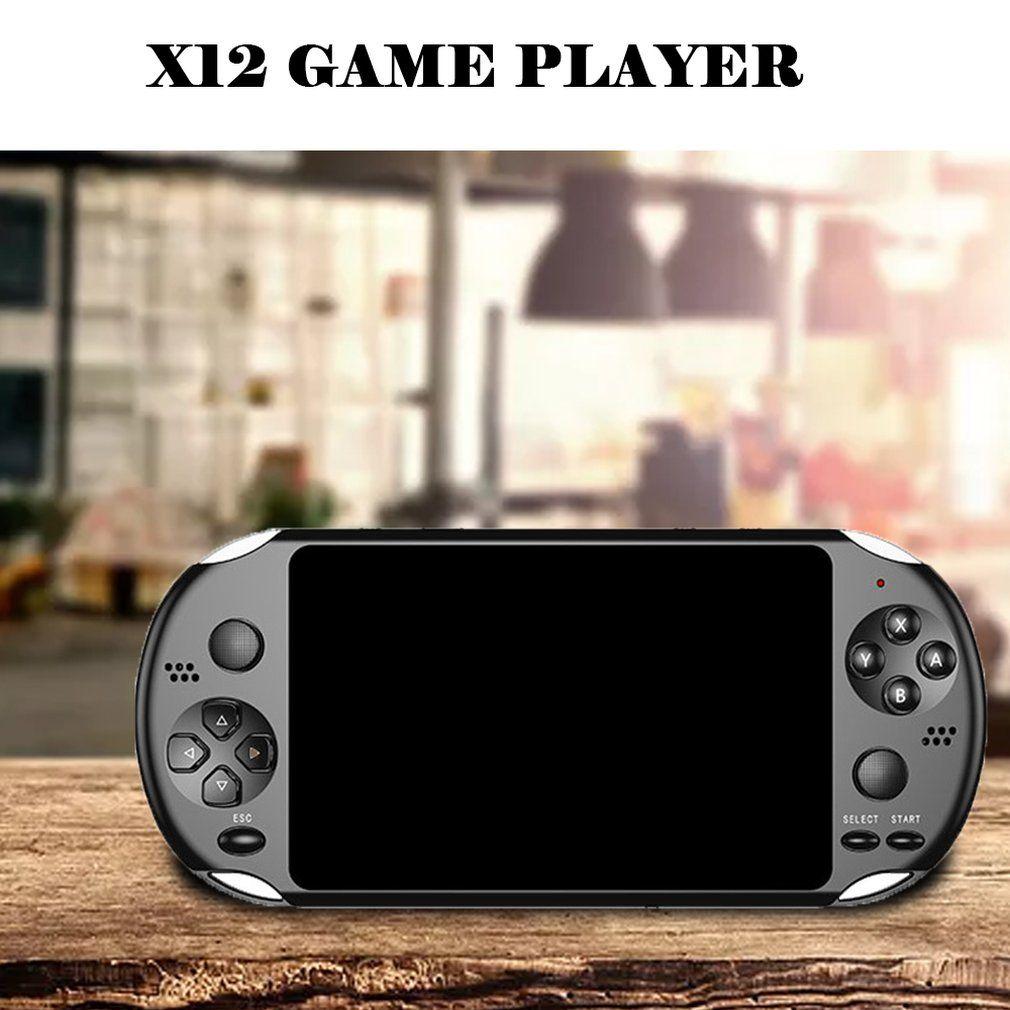 5,1 pouces X12 Rétro console de jeu portable intégré Jeux pour NEOGEO Arcade Machine Emulator jeux vidéo