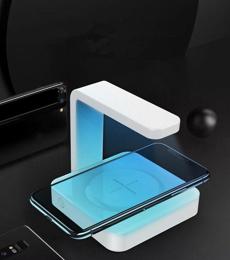 2020 NEU für Handy-UV-Sterilisator Desinfektion reinen UV-Strahlung sicher und Umweltschutz-Telefon-Sterilisator