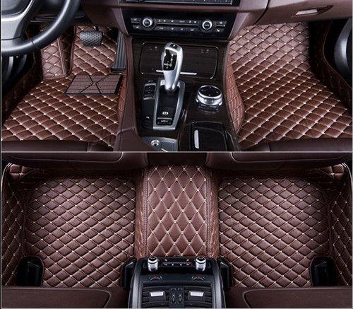 Pour Mercedes-Benz E300 2009-2017 tapis de sol de voiture avant après revêtement imperméable pad