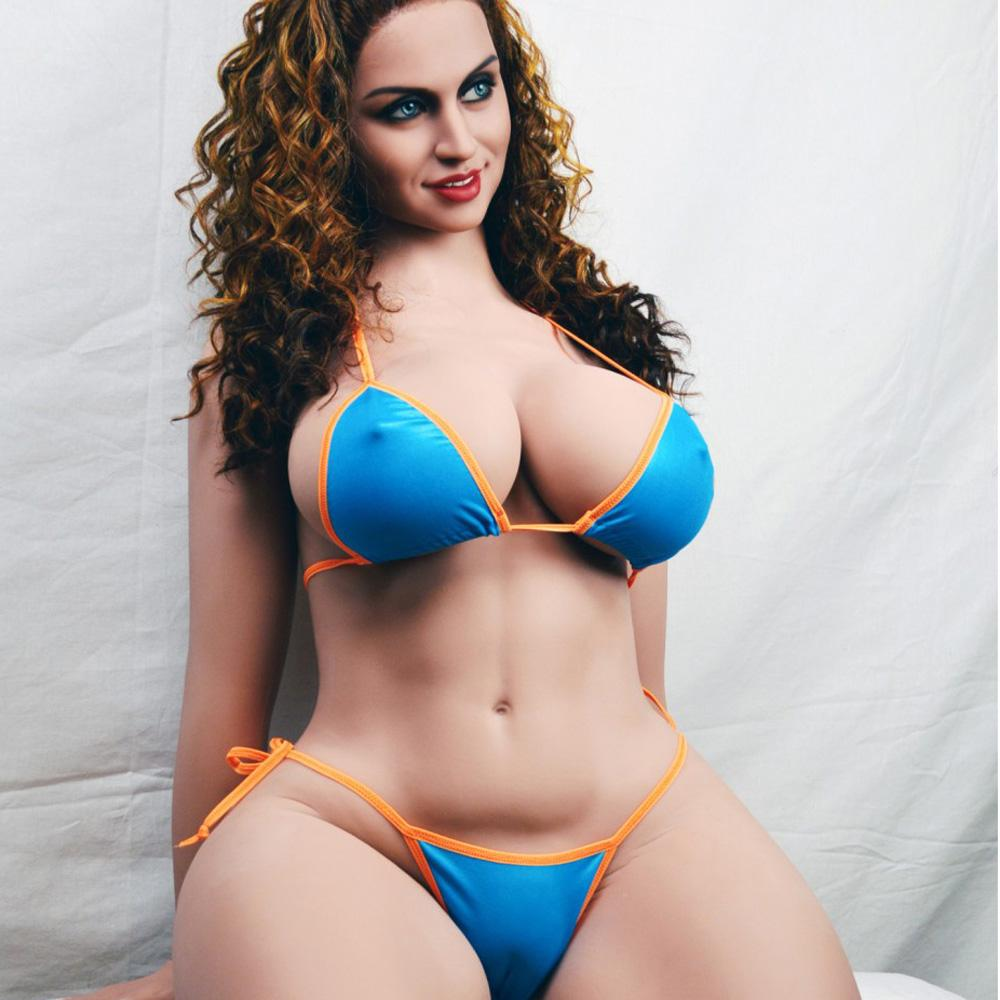 163cm real silicone sex dolls robot japanese anime love doll realistic toys life for men full big breast sexy mini vagina adult