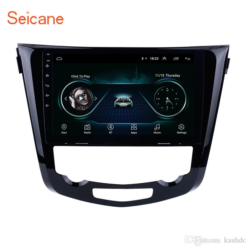 OEM 10.1 inch Android 8.1 Car Stereo for 2014 Nissan QashQai X-Trail with GPS Navi Mirror Link USB WIFI Bluetooth support Backup Camera 3G