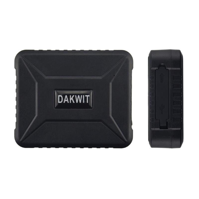 Batería de larga rastreador GPS TK800B GPS de seguimiento de vehículos con mercancías caída de la alarma prevenir blindaje sistema de alarma de coche gratuito señal de APP