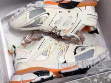 2019 Designer Triple S 3.0 Sneakers homme Casual Chaussures femmes Plateforme Sneakers de plein air Tess S. Gomma Trek en nylon mesh Hommes formateurs de piste