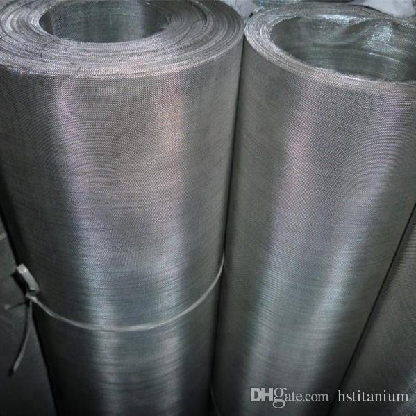 rete di anodi di platino per acqua fornitore di acqua di scarico trattamento delle acque reflue elettrodinamica anodo di titanio maglia rivestimento di platino rete di anodi di titanio