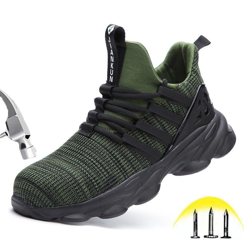 lightweight womens steel toe shoes
