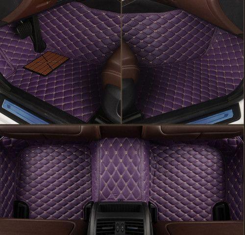For Fit Dodge Durango 2016-2019 Водонепроницаемые нескользящие автомобильные коврики Не токсичные и без запаха