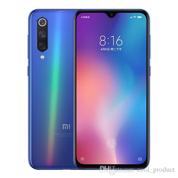"Original Xiaomi Mi 9 SE Mi9 4G LTE Telefone Celular 6 GB RAM 64 GB 128 GB ROM Snapdragon 712 Octa Core Android 5.97 ""48MP ID da impressão digital do telefone móvel"
