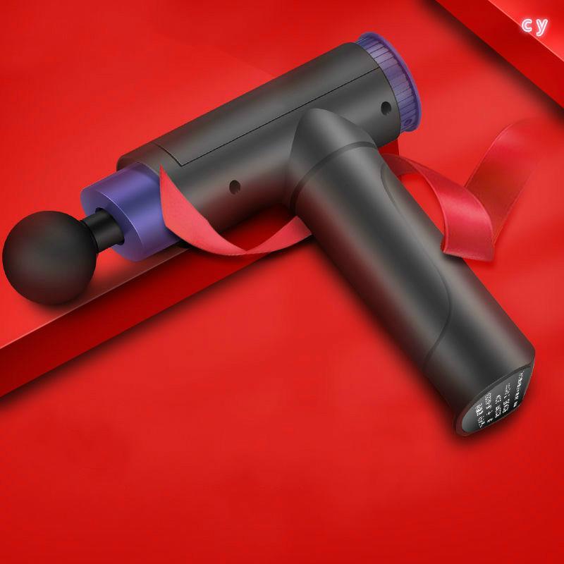 Massage Gun Professionelle Deep Tissue Körpermassager- Elektro Fascia zu lindern Muskelverspannungen Tiefe Massage heilen. # Ert