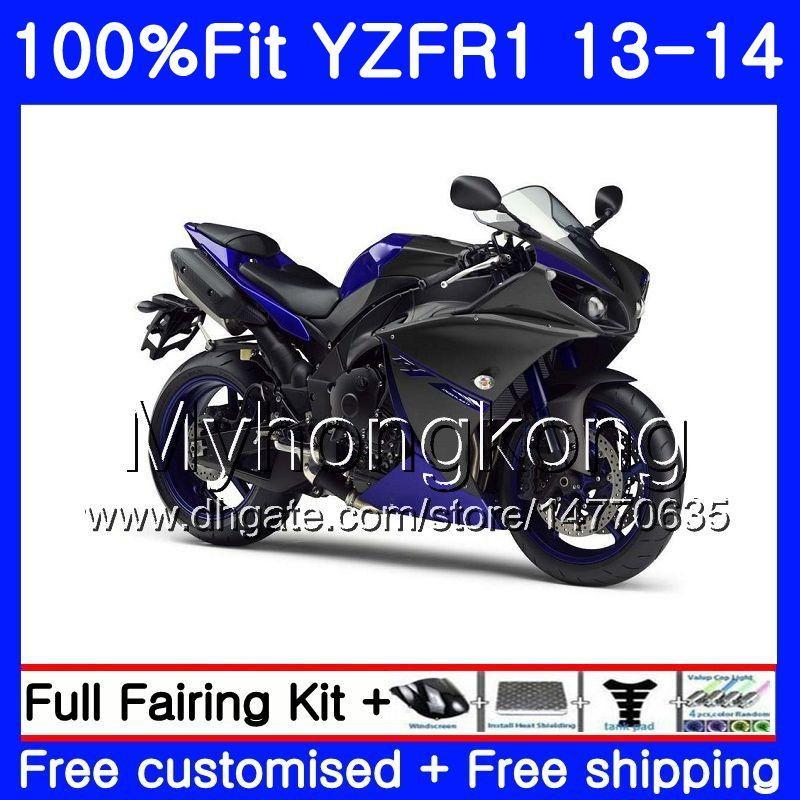 YAMAHA YZF 1000 YZF R 1 YZF1000 YZF R1 13 14 242HM.26 YZF-1000 YZF-R1 YZFR1 2013 2014 풀 페어링 키트