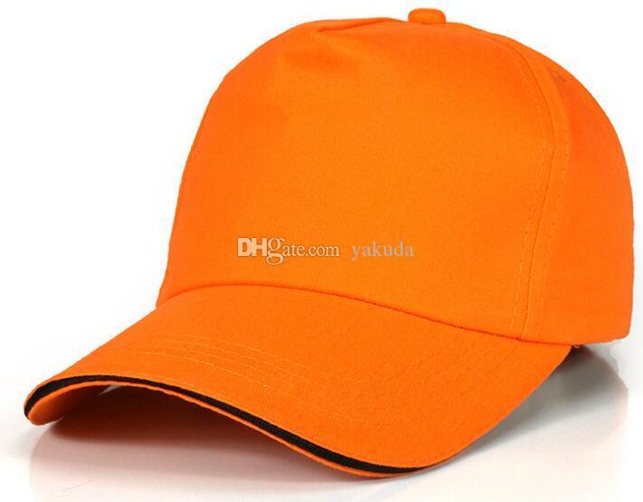 Personality Design Online Training Tourism advertising hat custom logo print pattern five baseball sun hat Snapbacks Caps cheap cap hat 2019