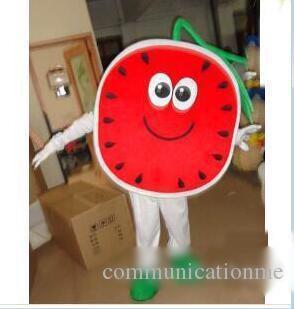 newholiday watermelon mascot costume fancy party dress suit carnival costume with free shipping