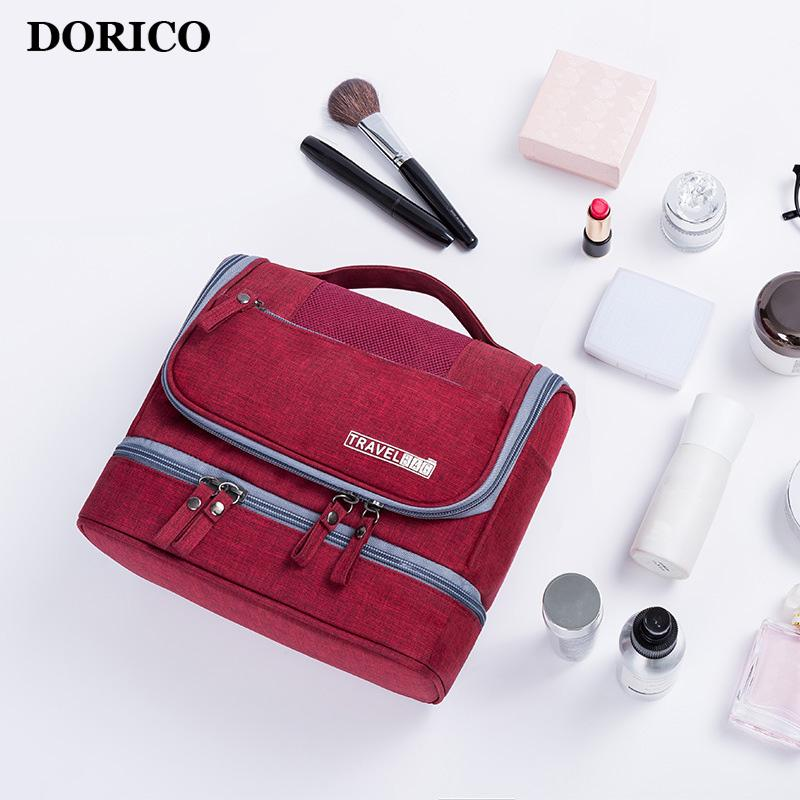 DORICO Travel Cabin Gargle Bag Carry On Luggage Waterproof And Mildew Proof Dry And Wet Separation Hook Travel Bags Hand Luggage