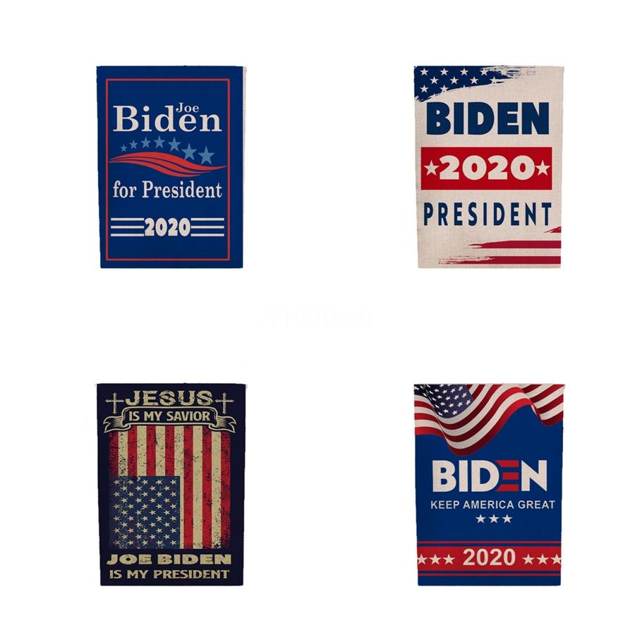 3 * 5Ft Donald Biden 2020 Flags mantenere l'America grande bandiera 45 * 30cm Giardino bandiere per 2020 Presidente USA Election # 383