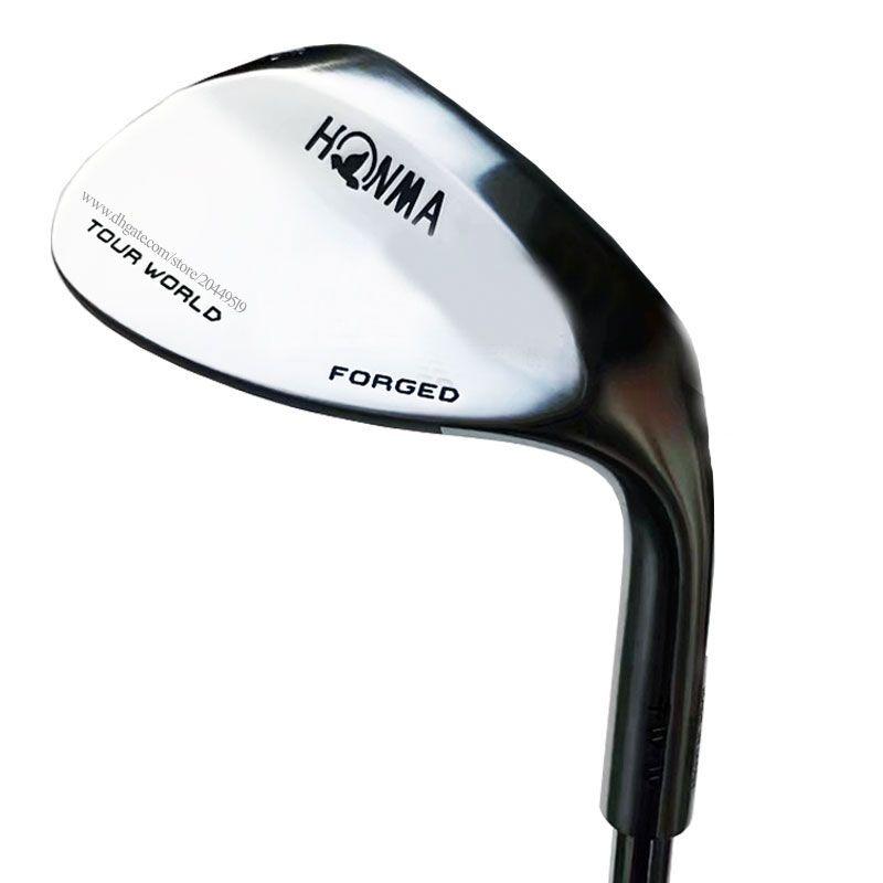 Nuovi mazze da golf HONMA TOUR WORLD TW-W Zeppe da golf 48 o 56 60 Zeppe per destrimani in acciaio Golf club zeppe club Spedizione gratuita