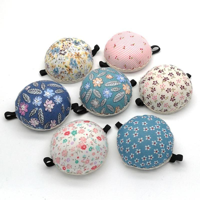 DIY Dikiş Topu Şeklinde İğne Yastık Tutucu Dikiş Pim Yastık Çapraz Dikiş Araçları