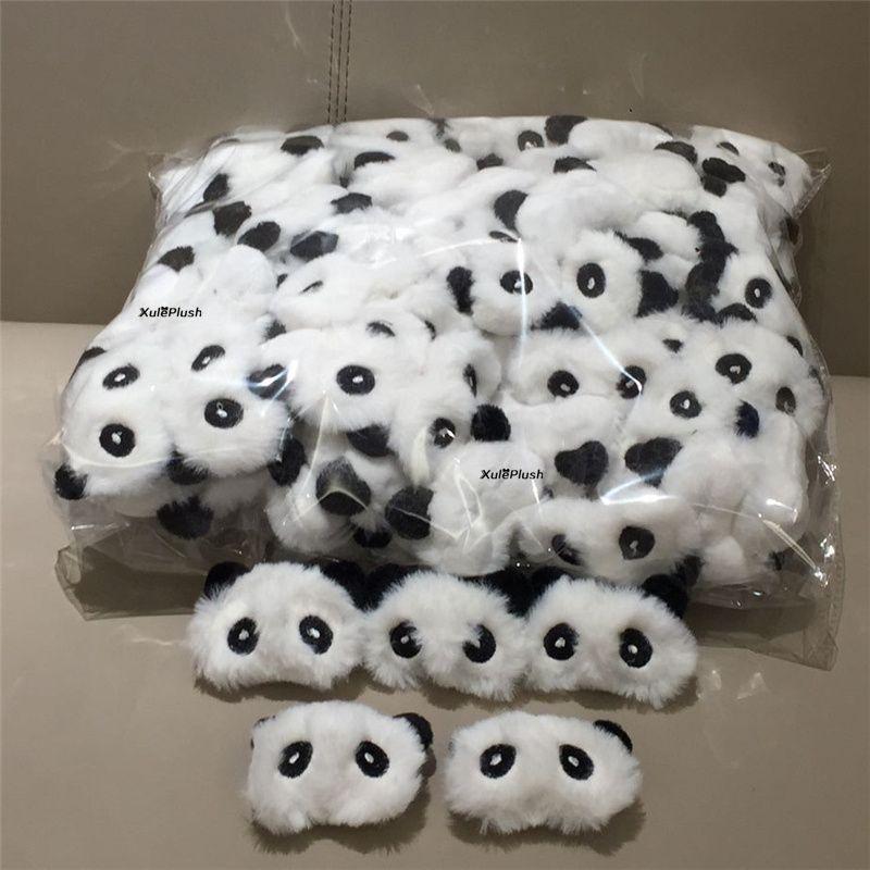 Atacado 100 pçs / lote, acessórios panda fofos boneca de pelúcia, pequeno brinquedo panda de pelúcia