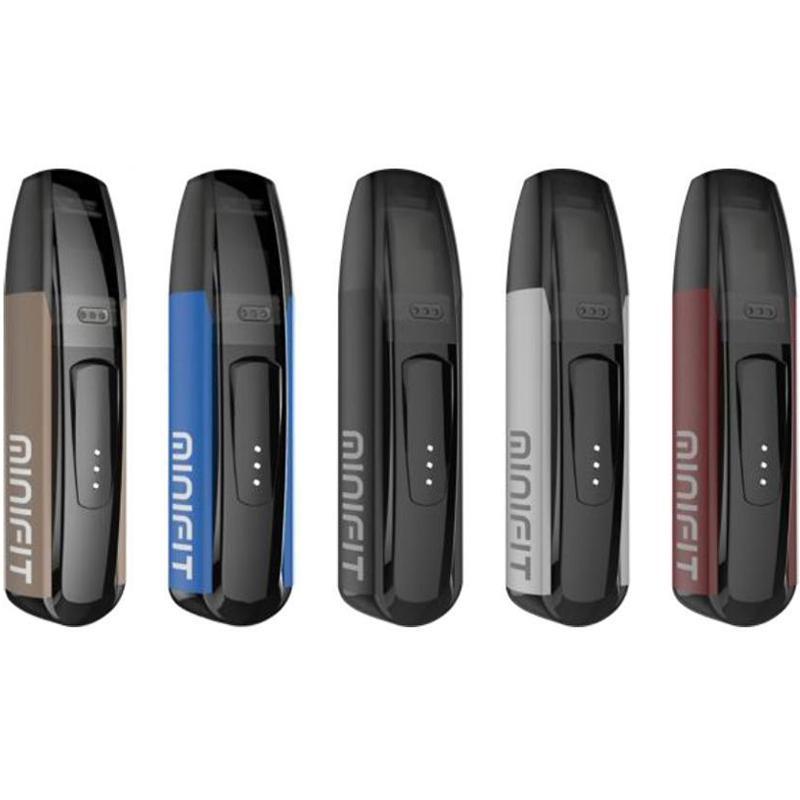 JUSTFOG Minifit Vape Pod Kit With 370mAh 1.5ml Pod Cartridge Electronic Cigarette Vape Pod System All In One Vape Kit
