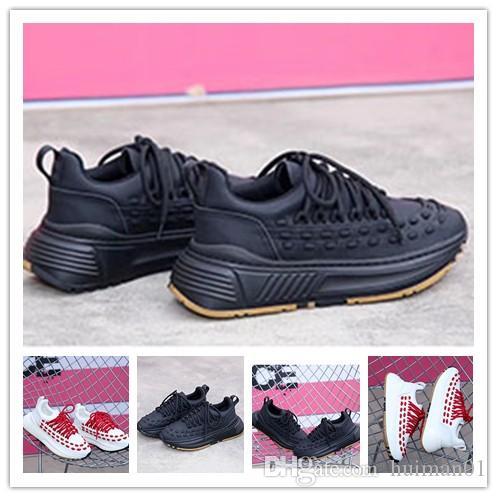 Lates cor! Cadeia Designer Reaction Men Casual Shoes Mulheres Sports Trainers Moda Altura aumentando sapatos casuais Sneakers 0m60