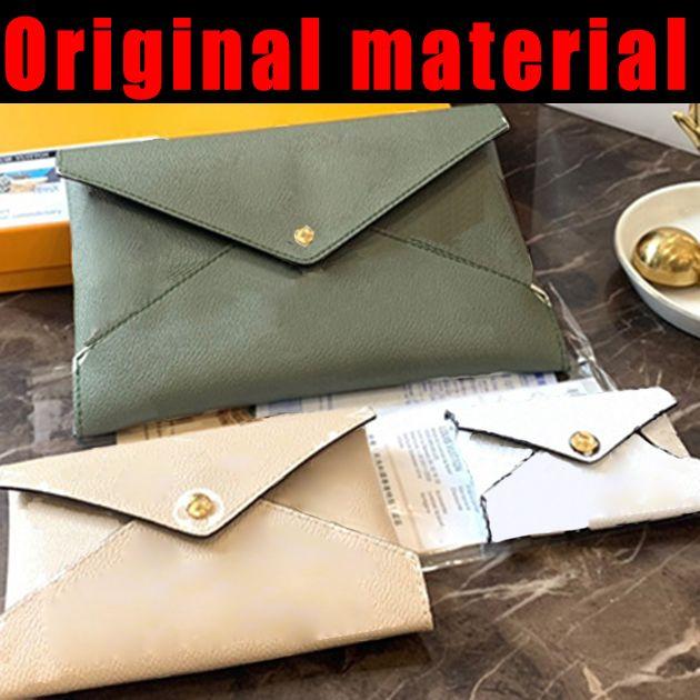 3 Peças Combinação Designer Bolsa de Qualidade Top Quality Designer Bolsa de Embreagem Saco de Embreagem Sacos com caixa e Pot Bag Pochette Kirigami 67600