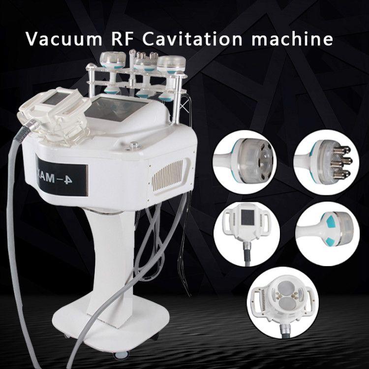 Velashape máquina de adelgazamiento rodillo de vacío multifunción adelgaza máquina de belleza Vacío RF pérdida de peso cavitación rf para ojos CE / DHL