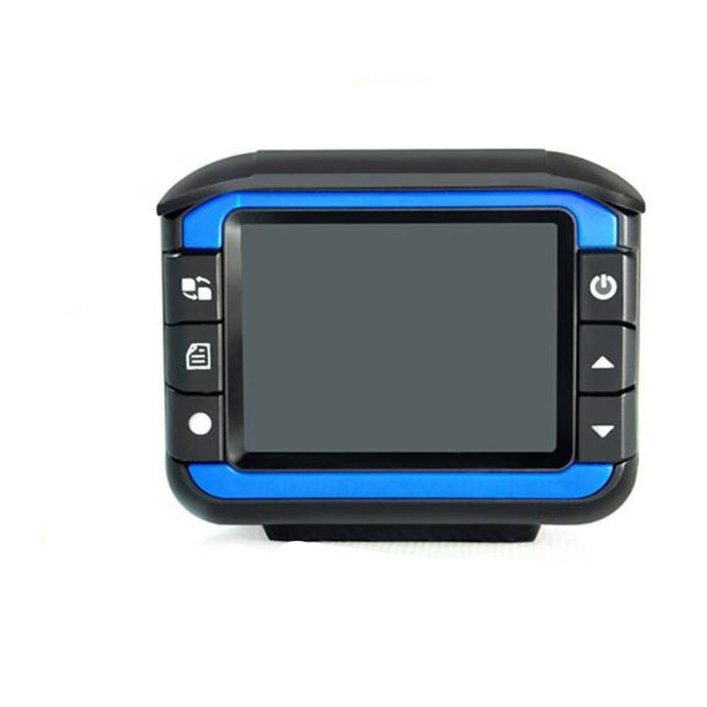 2 En la cámara DVR del coche de HD 1 Grabadora de radar detector de velocidad láser regalos Dash Cam