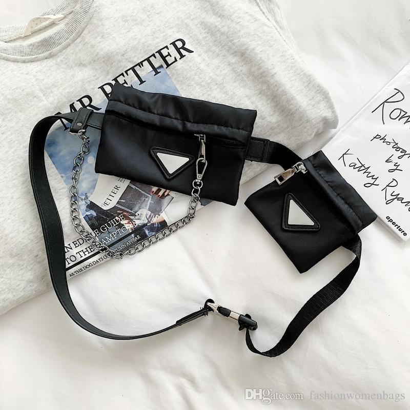 2019 кожаные нейлоновые сумки женские сумки на ремне через плечо сумки через плечо женские сумки Bolsa Sacs daiyi / 8