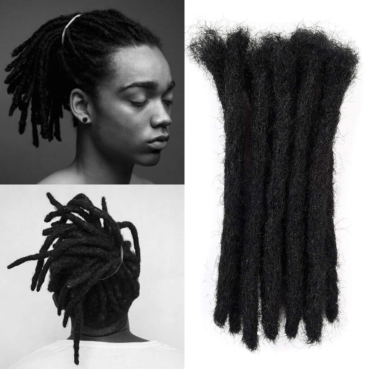 Hot Selling! 5Pcs/Lot 12 inch Handmade Dreadlocks Extensions Reggae Hair Hip-Hop Style Synthetic Braiding Hair From Maya Culture For Men