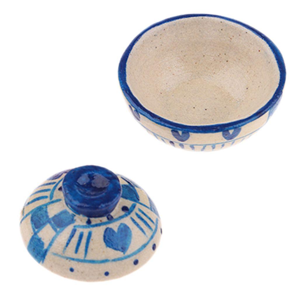1:12 Scale  Ceramic Bowl a Dolls House Miniature