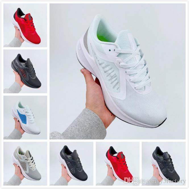 Оптовая продажа новое поступление любителей Пегас 10 кроссовки мужские спортивные Повседневная обувь Женские легкие кроссовки для бега унисекс летний дом обувь 36-45