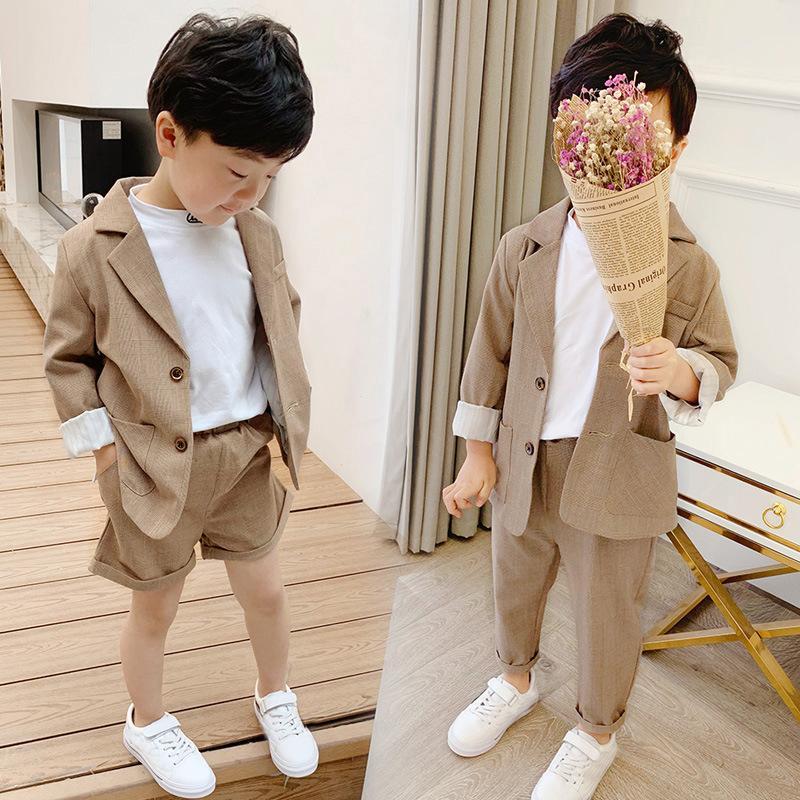 بنات اولاد الدعاوى بدلة الزفاف أطفال مدرسة بليزر للفتى ملابس الأولاد طفل الدعاوى مجموعة رسمية فتاة البدلة ملابس الأطفال